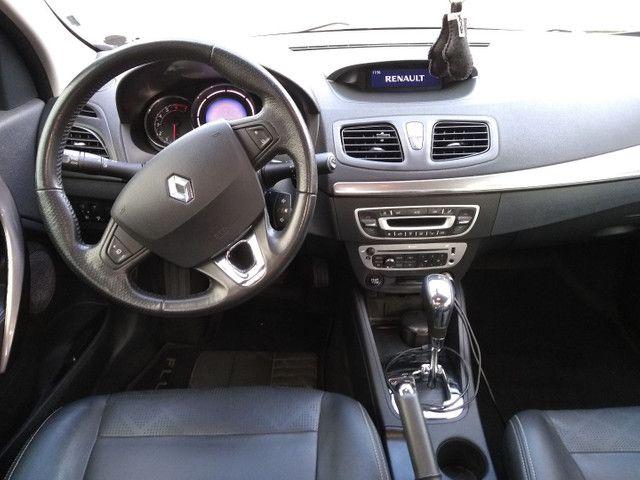 Vendo Renault Fluence Dynamique 2.0 16V Flex Automático - Foto 5