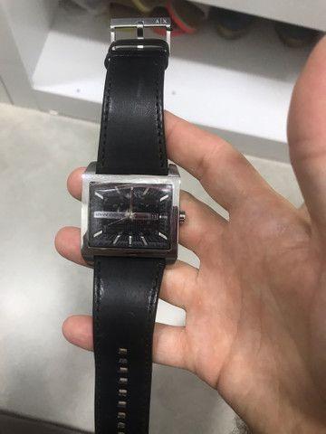 Relógio armani ax2203 muito novo  - Foto 2