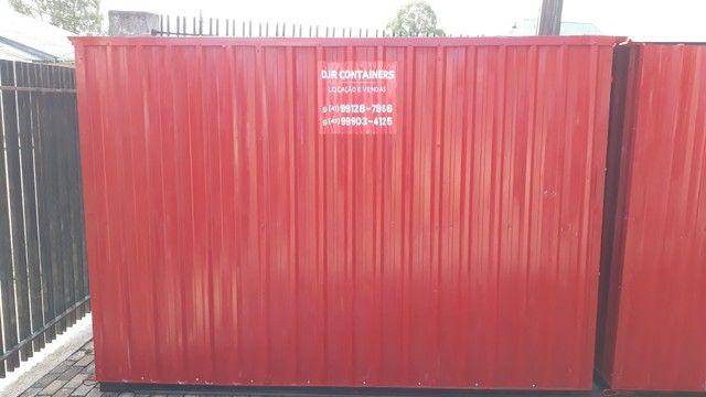 Locação de Mini Container - Foto 2