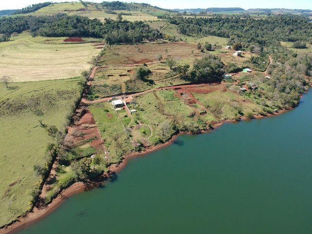 Lotes e casa Beira Lago - Foto 2