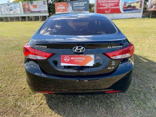Hyundai Elantra GLS 1.8 Aut 2013 - R$47.396 - Foto 5