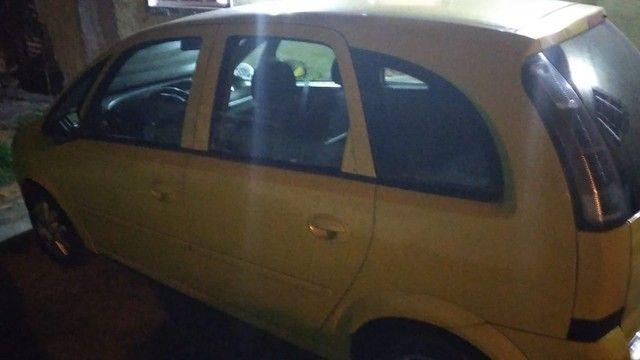 Vendo Meriva 2012 Completa com GNV