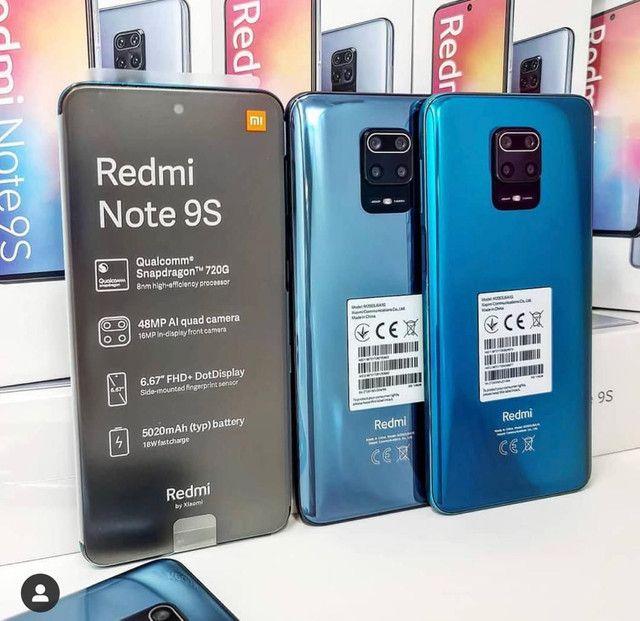 Domingo de ofertas SmartPhones Imports - Lindo Xiaomi Note 9 S / Imediato