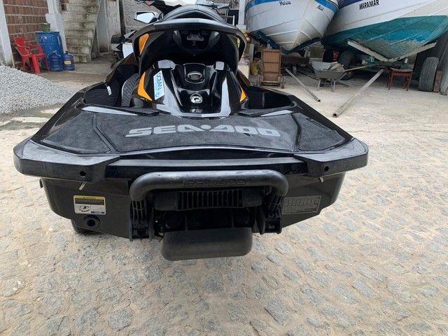 Jet ski Seadoo 215 gtr ano 2012  - Foto 4