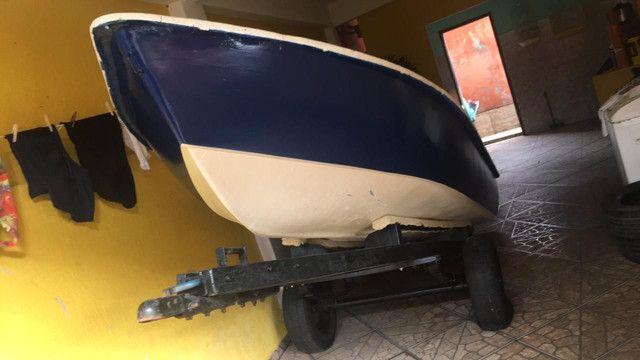 Barco fibra 4.5mt - Foto 9