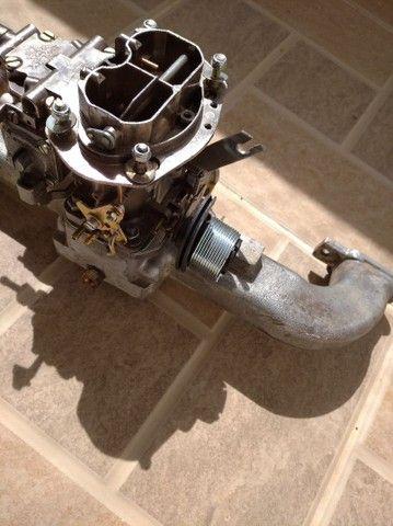 Carburador Solex H34 com Coletor - Foto 5