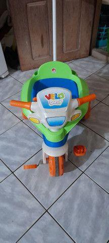 Vendo moto se criança 200 - Foto 2