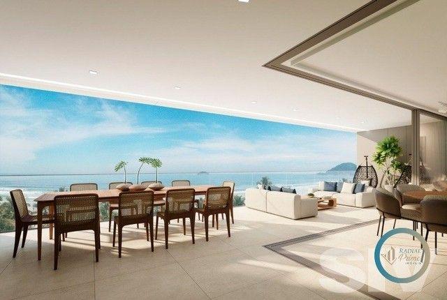 Apartamento à venda com 4 dormitórios em Riviera, Bertioga cod:518 - Foto 5
