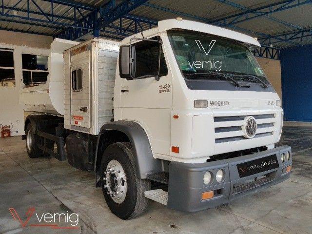 Volkswagen 15.180 Worker Báscula 2012 - Foto 3