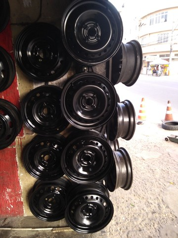 Rodas 15 bolinha - Foto 2