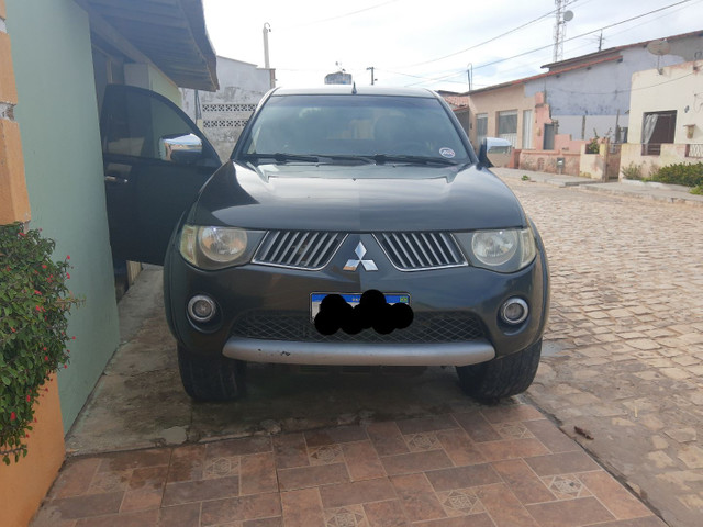 L200 Triton v6 a mais top do rn