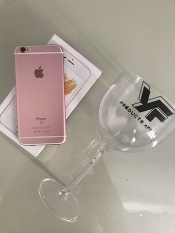 iPhone 6s Rose 32GB - IMPECÁVEL