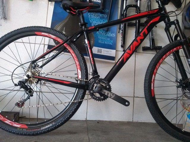 Bicicleta aro 29 de alumínio com rolamento Nova