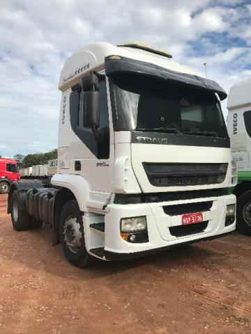 Iveco Stralis 380 - Toco