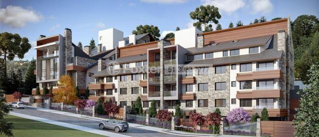 Apartamento à venda com 2 dormitórios em Vila suíça, Gramado cod:160555 - Foto 2