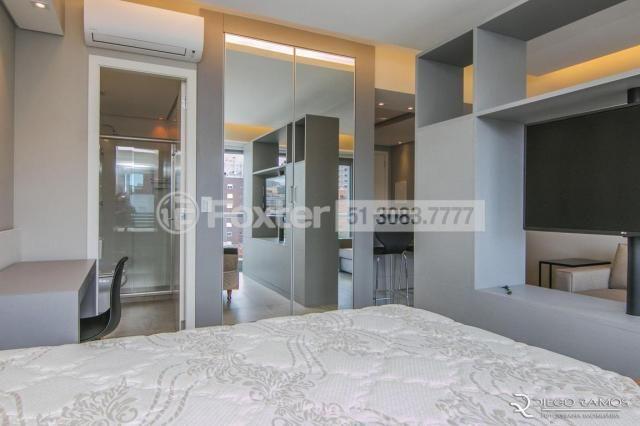 Apartamento à venda com 1 dormitórios em Auxiliadora, Porto alegre cod:164024 - Foto 10