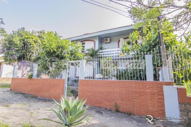 Casa à venda com 4 dormitórios em Nonoai, Porto alegre cod:166625