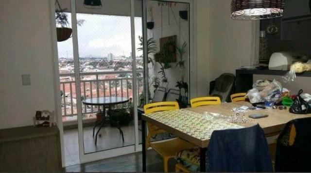 Apartamento 2 dorm em Limeira, Sp permuta Novitá - Foto 3