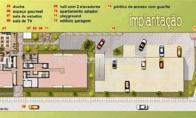Apartamento à venda com 2 dormitórios em Santo andré, São leopoldo cod:160768 - Foto 3