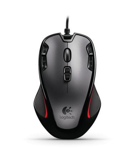 V/Troco Mouse Óptico Logitech G300