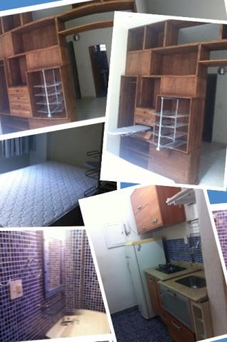 Kit semi-mobiliada na Frei Caneca (prox Faculdade Mackenzie)