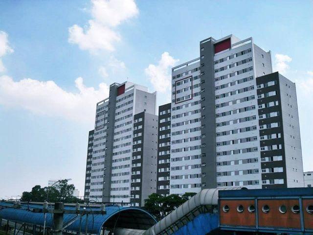 Apartamento localizado na Av. do Estado no Bairro do Cambuci - SP