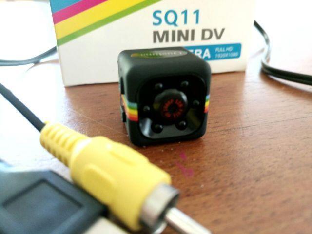1080p HD Mini Camera Quelima Sq11 Dvr