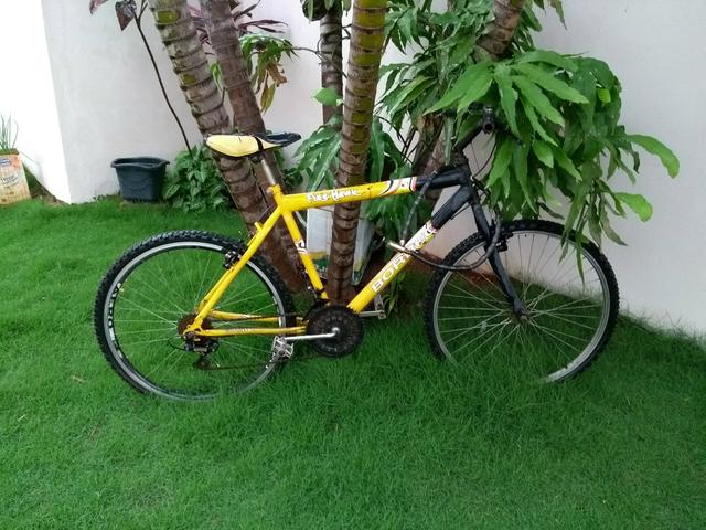Bicicleta Borbec 21 Marchas