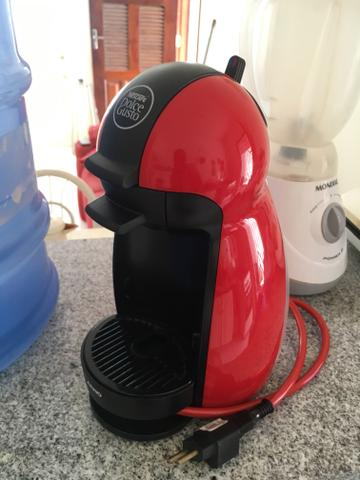 Cafeteria Dolce Gusto!