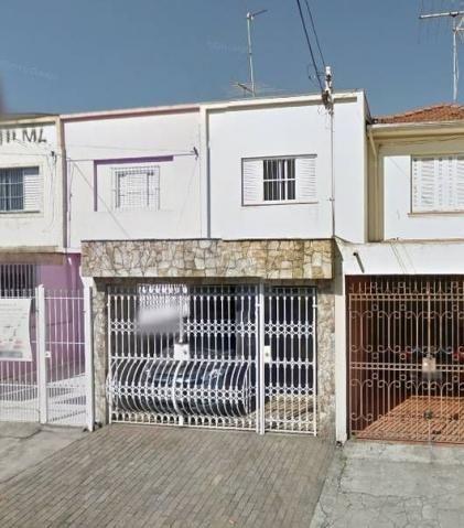Sobrado com 3 dormitórios em local privilegiado do Tatuapé