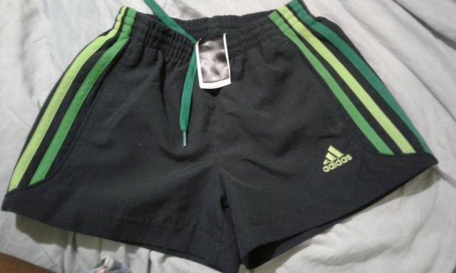 Short adidas original 5 anos