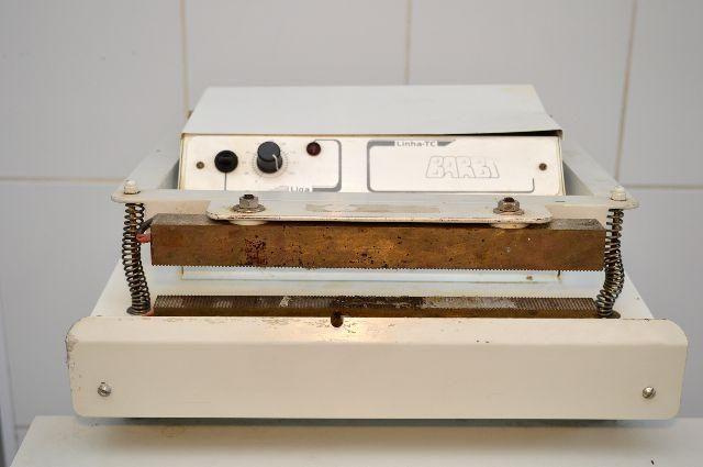 Seladora C/ Solda Recravada Vertical Tcv 260 D Barbi- Bivolt