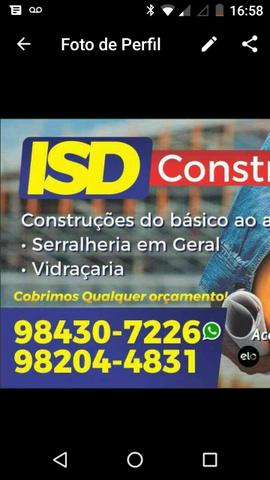 Isd construtora