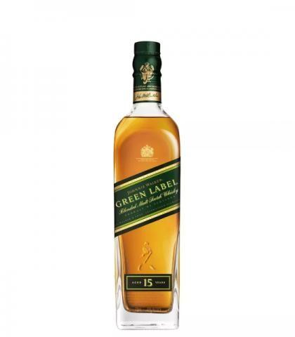 Whisky Johnnie Walker Green Label (15 anos)