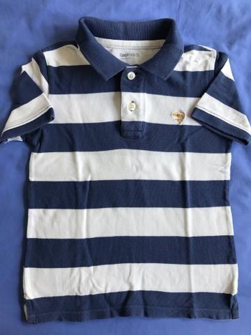 Camisa Polo marca GAP Kids tam 4-5 anos