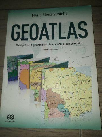 Livro Didático Geoatlas