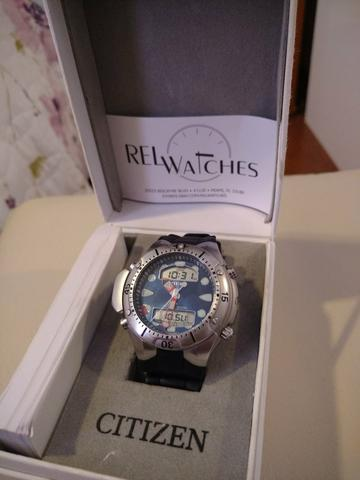 Citizen Aqualand ll JP 1060