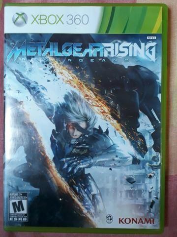 Metalgear Rising - Xbox 360