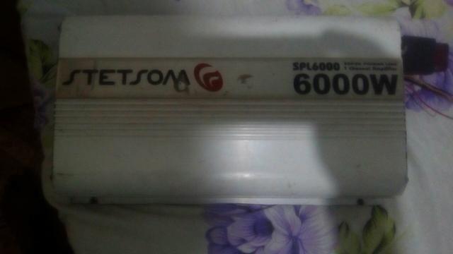 Modulo spl6000 ou troco em crossover stetsom