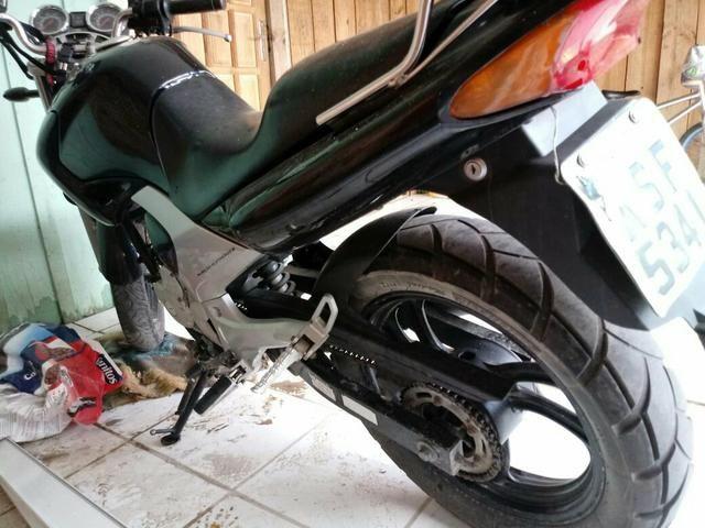 Yamaha fazer 250 ano 2010