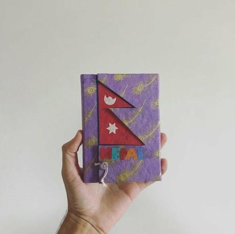 Caderno artisanal