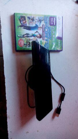 Kinect + jogo barato