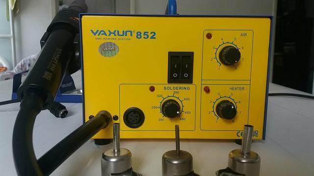 Estação de Retrabalho Yaxun 852 semi-nova
