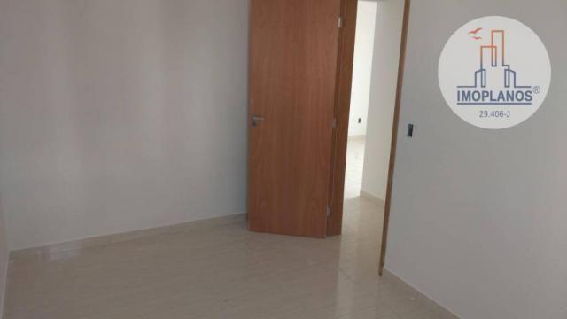 Apartamento com 2 dormitórios à venda, 72 m² por r$ 322.000 - canto do forte - praia grand - Foto 16