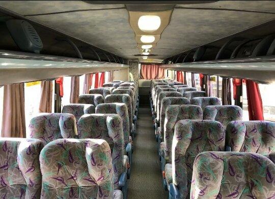 Ônibus fretamento comil 3.45 - Foto 3