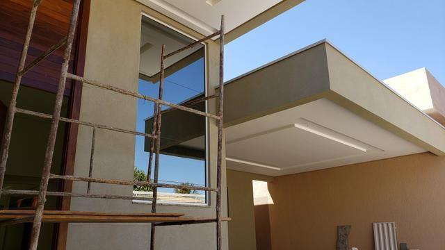 Casa nova 3quartos 3suites piscina churrasqueira rua5 Vicente Pires - Foto 19