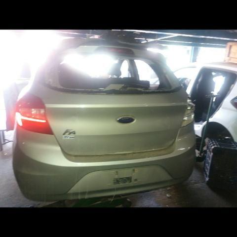 Ford ka 2015 1.0 3c - Foto 4