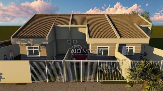 Casa com 2 dormitórios à venda, 36 m² por r$ 155.000,00 - ganchinho - curitiba/pr - Foto 14