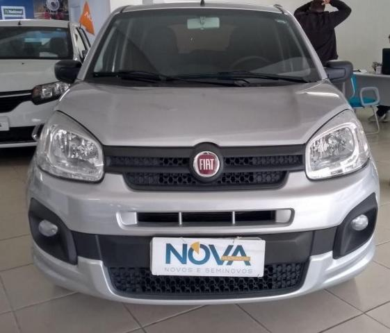 FIAT UNO 2016/2017 1.0 FIREFLY FLEX ATTRACTIVE 4P MANUAL - Foto 8