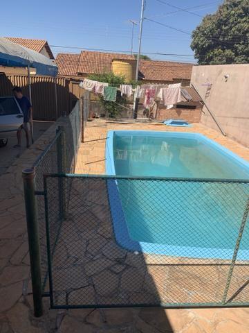Oportunidade: Casa de 2 qts, suite, piscina no Setor de Mansões de Sobradinho - Foto 2